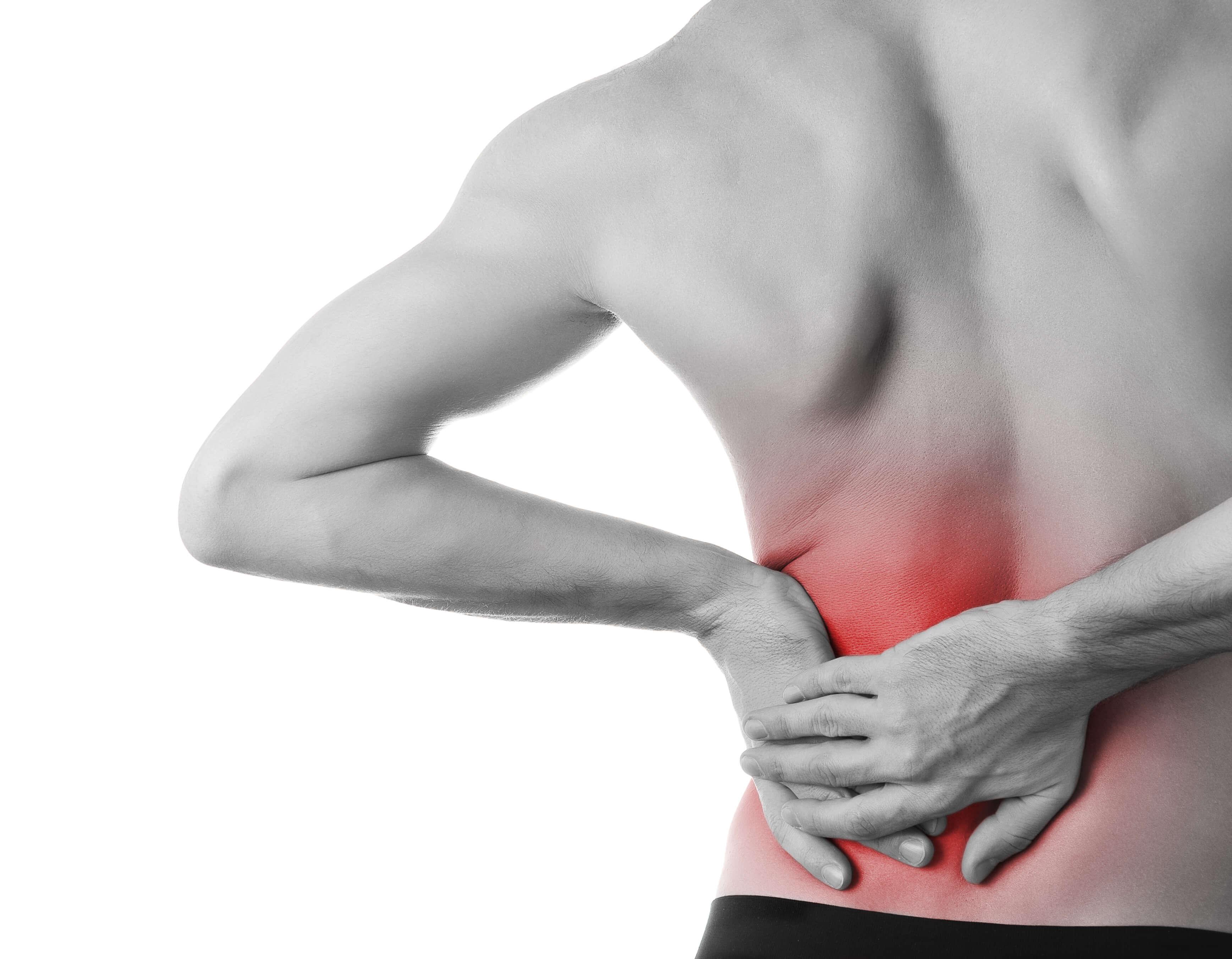 hold i ryggen akutte smerter