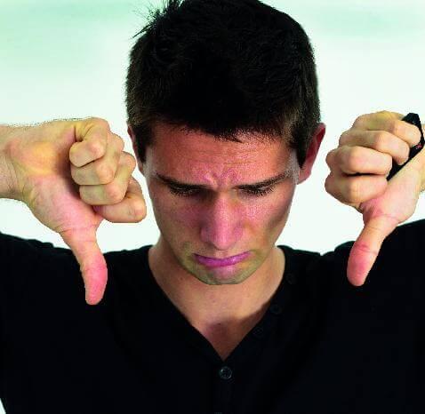 hjerneskade som følge af stress
