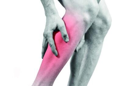 vokseværk knæ
