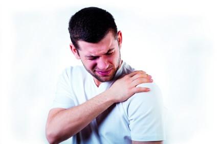 frossen skulder smerter