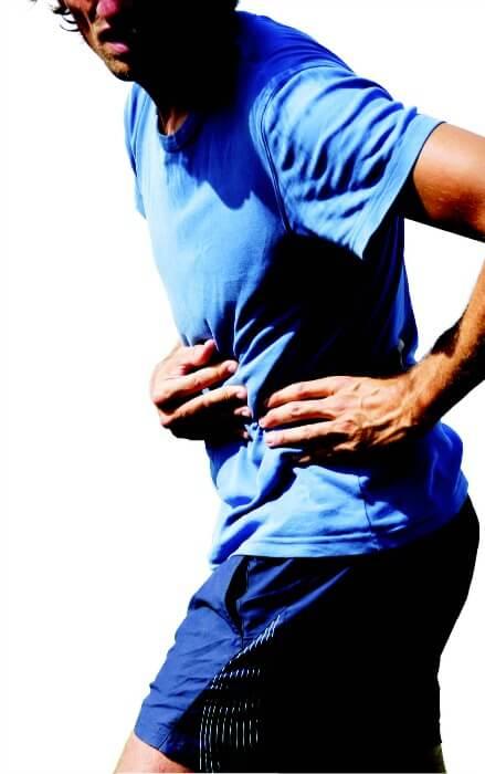 smerter i venstre side af maven