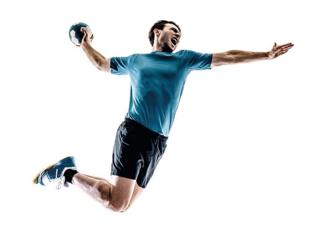 hvilke muskler bruger man når man hopper