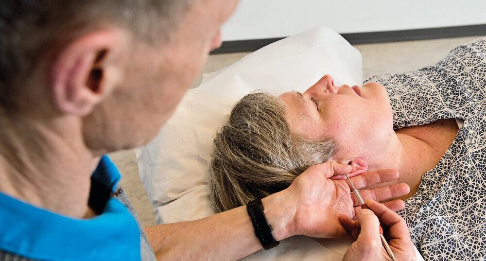 7bcaa13f92b6 Slut med kronisk hovedpine og piller  Arven blev brudt med træning og  fysioterapi